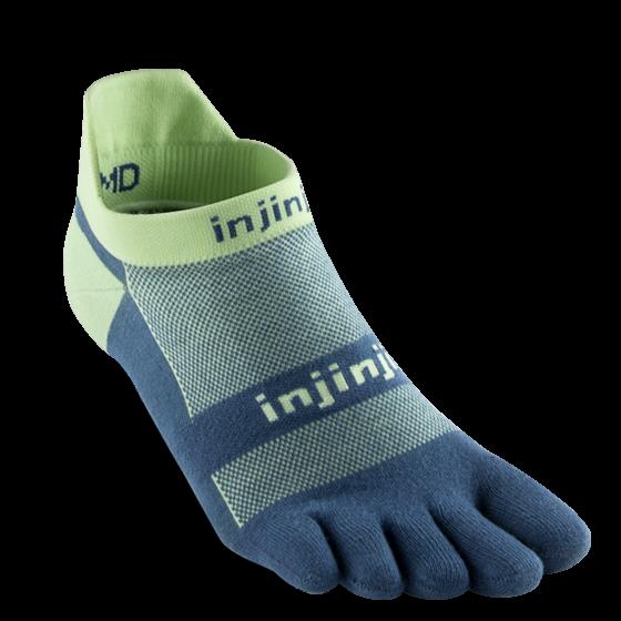 /de tama/ño mediano negro Injinji calcetines de Unisex/